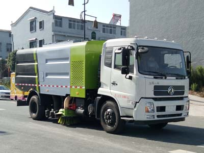程力威牌CLW5180TXCD5型吸尘车