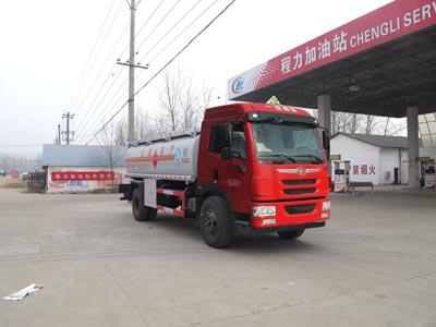 程力威牌CLW5160GYYC5型运油车