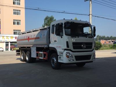 程力威牌CLW5252GYYD5型运油车